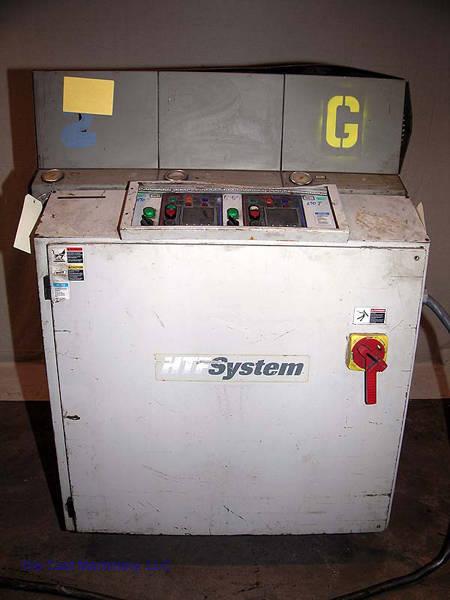 Image of Mokon Model H65236-B4 Dual Zone Hot Oil Heater Unit For Sale DCM-1147