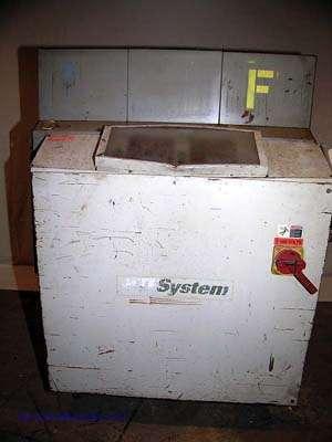 Picture of Mokon Dual (two) Zone Portable Hot Oil Process Heater Temperature Control Unit DCMP-1173