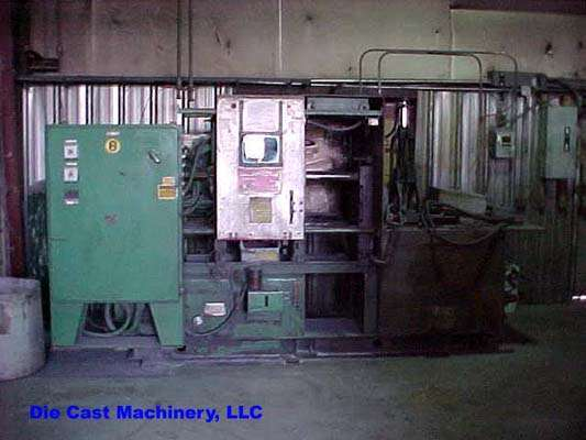 Picture of HPM D-100-Z Horizontal Hot Chamber Zinc (Zamak) High Pressure Die Casting Machine For Sale DCMP-1354