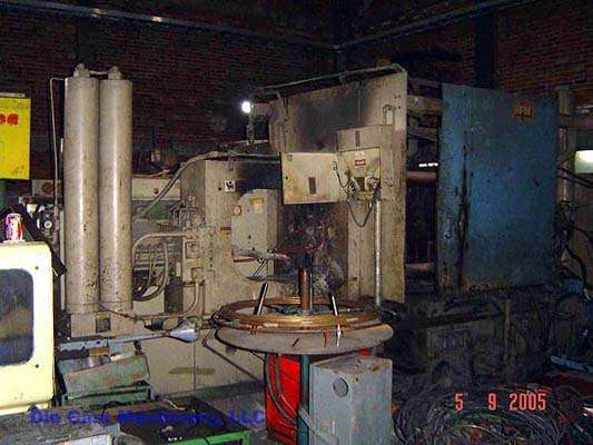 Picture of HPM D-400-A Horizontal Cold Chamber Aluminum High Pressure Die Casting Machine For Sale DCMP-1366