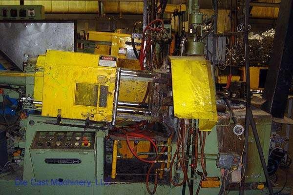 Picture of Frech DAW 20 Horizontal Hot Chamber Zinc (Zamak) High Pressure Die Casting Machine For Sale DCMP-1367