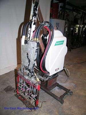 410 Servo-Drive Reciprocator, 60 inch Stroke