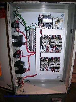 model HC4G18-RJ, Dual Zone, 18 KW per zone
