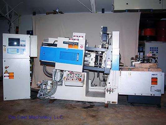Picture of Frech DAW 20 S DCRC Horizontal Hot Chamber Zinc (Zamak) High Pressure Die Casting Machine For Sale DCMP-1528
