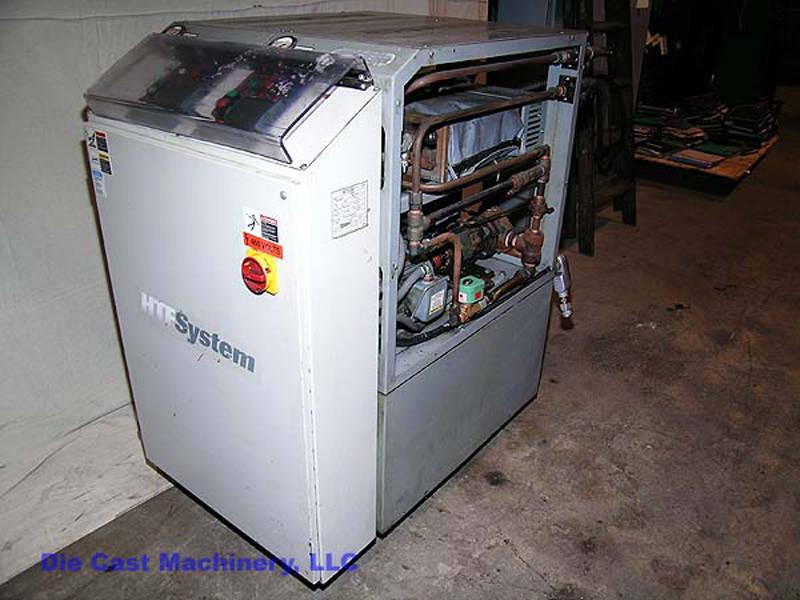 Used Mokon 6 KW Hot Oil Temperature Control Unit For Sale DCM 1529