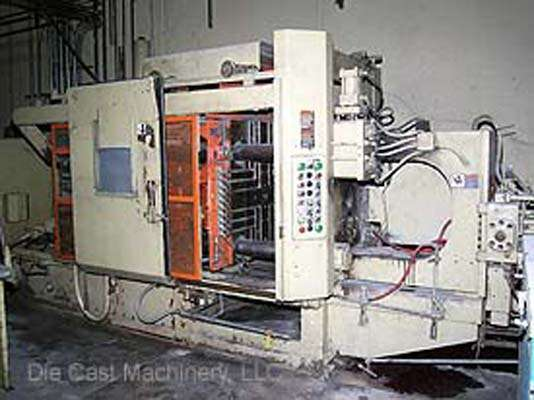 Picture of HPM II-400-A Horizontal Cold Chamber Aluminum/Magnesium Capable High Pressure Die Casting Machine For Sale DCMP-1601