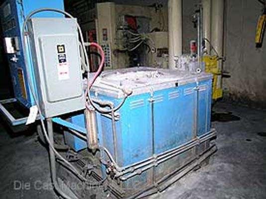 MS-400-MG magnesium melting furnace
