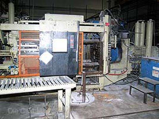Picture of HPM II-400-A Horizontal Cold Chamber Aluminum/Magnesium Capable High Pressure Die Casting Machine For Sale DCMP-1613