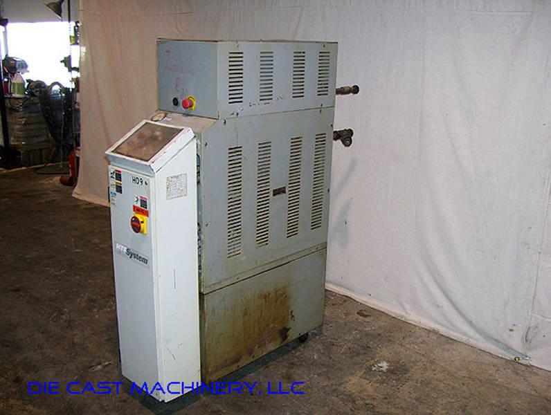 Used Mokon 24 KW Hot Oil Temperature Control Unit For Sale DCM 1707