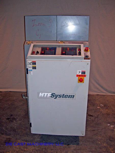 Used Mokon 24 KW Hot Oil Temperature Control Unit For Sale DCM 1708