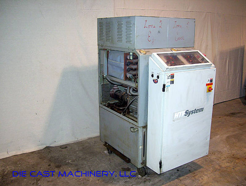Used Mokon 24 KW Hot Oil Temperature Control Unit For Sale DCM 1709