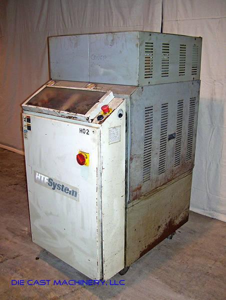 Used Mokon 24 KW Hot Oil Temperature Control Unit For Sale DCM 1712