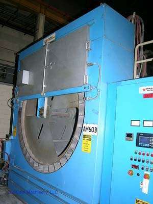 RL-36R, Carousel Type Ingot Preheater, New 2001