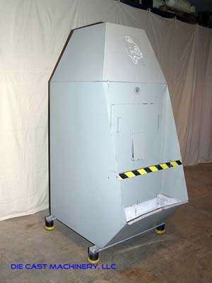 Used Cat model C7 3000 wet type dust collector DCM 1834