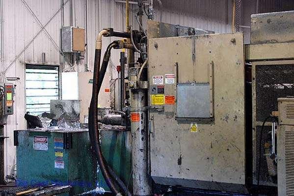 Picture of HPM II-400-Z Horizontal Hot Chamber Zinc (Zamak) High Pressure Die Casting Machine For Sale DCMP-1837