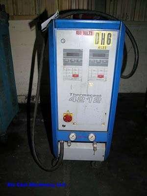 Thermocast 4212 Dual Zone, 12 kw per Zone
