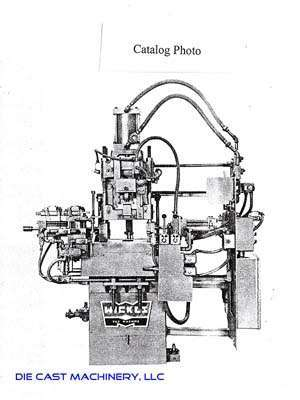 Picture of Kux-Wickes K7-B  For Sale DCMP-1896