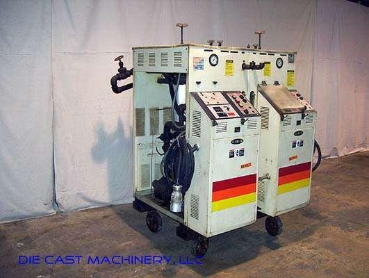 Model S9026-J1 48 KW Dual Zone Hot Oil Temperature Control Unit