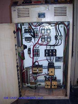 Model S9026-J1 36 KW Dual Zone Hot Oil Temperature Control Unit