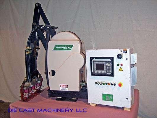 410 Servo Drive Reciprocator, New 2006