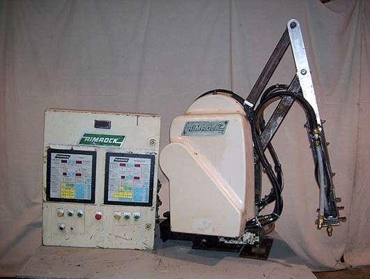 410 Servo Drive Reciprocator, New 1999