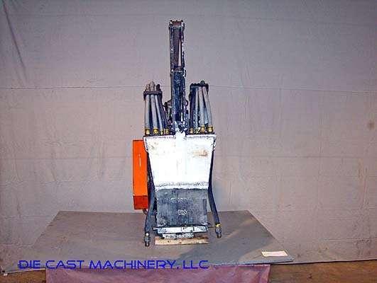 410 Servo Drive Reciprocator, New 1996, 60 inch stroke