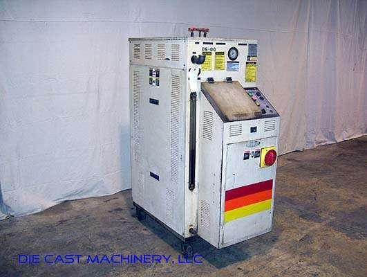Model M2B9016-J1 36 kw Single Zone Hot Oil Temperature Control Unit