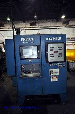 Picture of Prince 629 CCM Horizontal Cold Chamber Aluminum/Magnesium Capable High Pressure Die Casting Machine For Sale DCMP-1985