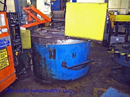 EC-1500, Electric, Crucible Furnace
