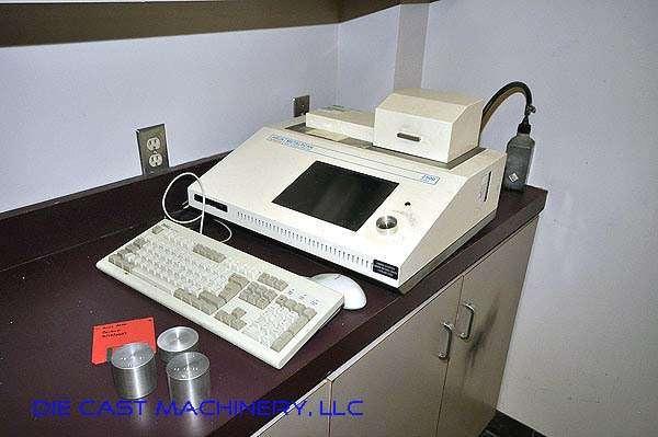 Metalscan Desktop Metal Spectrograph