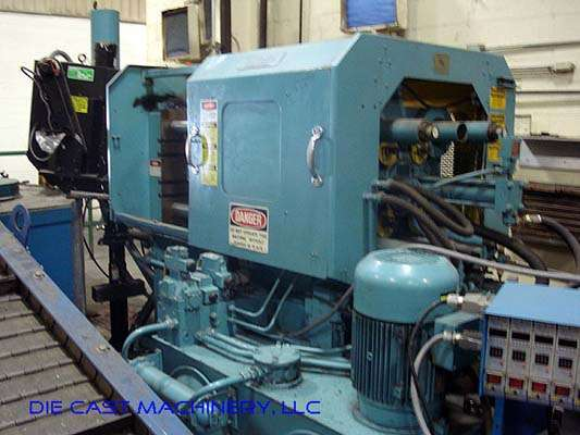 Picture of National H-150ALX v Horizontal Cold Chamber Aluminum High Pressure Die Casting Machine For Sale DCMP-2119