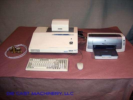 2000 Series Spectrometer