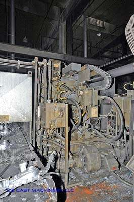 Picture of Prince 1043 CCA Horizontal Cold Chamber Aluminum High Pressure Die Casting Machine For Sale DCMP-2161