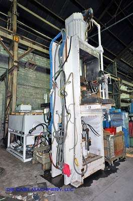 Picture of THT  Vertical Cold Chamber Aluminum High Pressure Die Casting Machine For Sale DCMP-2168