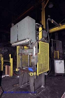 35 ton, 4-Post Hydraulic Trim Press