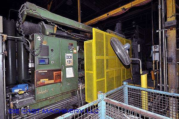 Picture of HPM II 1200-A Horizontal Cold Chamber Aluminum High Pressure Die Casting Machine For Sale DCMP-2196