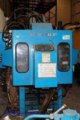 Picture of Techmire 44NT Four Slide/Multi-slide Hot Chamber Zinc (Zamak) High Pressure Die Casting Machine For Sale DCMP-2249