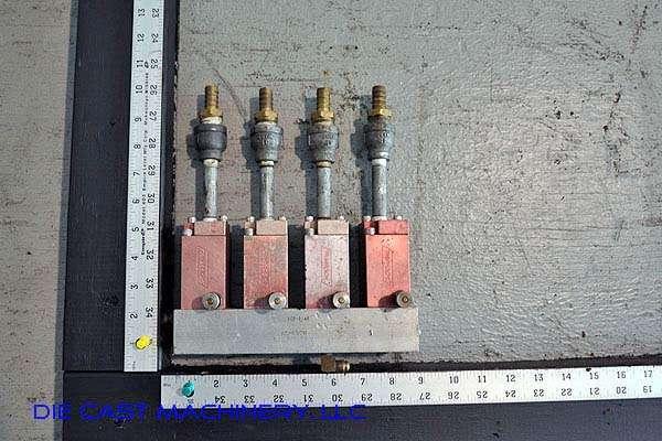 Spray Manifold for Rimrock 410