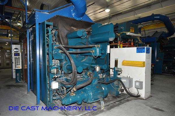 Picture of Ube UA 900it Horizontal Cold Chamber Aluminum High Pressure Die Casting Machine For Sale DCMP-2293