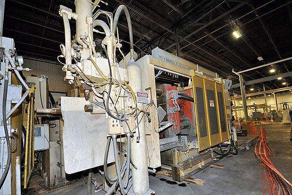 Picture of Prince 629 HC Horizontal Hot Chamber Zinc (Zamak) High Pressure Die Casting Machine For Sale DCMP-2299