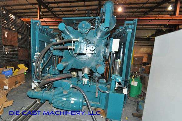 Picture of Ube UA 900it Horizontal Cold Chamber Aluminum High Pressure Die Casting Machine For Sale DCMP-2321