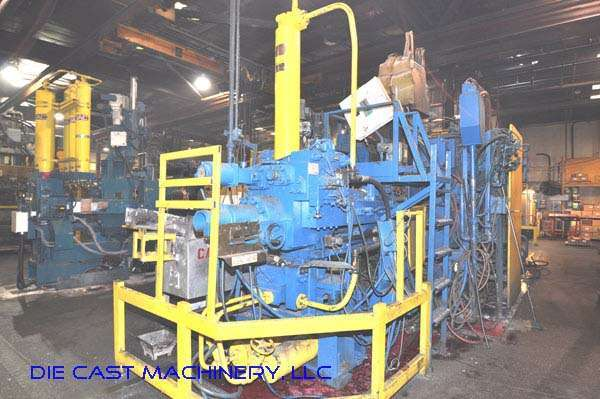 Picture of Ube UA 900-GII-SDDV Horizontal Cold Chamber Aluminum High Pressure Die Casting Machine For Sale DCMP-2325
