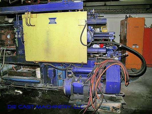 Picture of Idra OL/Z 320 ST Horizontal Hot Chamber Zinc (Zamak) High Pressure Die Casting Machine For Sale DCMP-2334