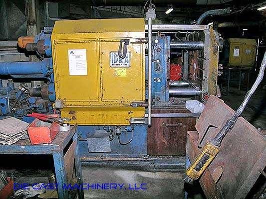 Picture of Idra  Horizontal Hot Chamber Zinc (Zamak) High Pressure Die Casting Machine For Sale DCMP-2335