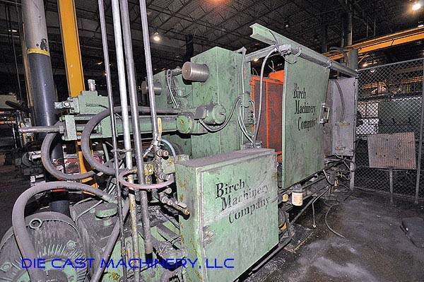 Picture of Kux-Wickes HP-625 Horizontal Cold Chamber Aluminum High Pressure Die Casting Machine For Sale DCMP-2375