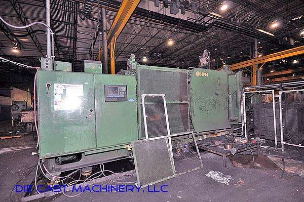 Picture of HPM II-900-A Horizontal Cold Chamber Aluminum High Pressure Die Casting Machine For Sale DCMP-2383