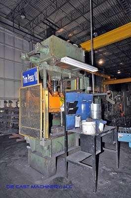 50 Ton Vertical Trim Press