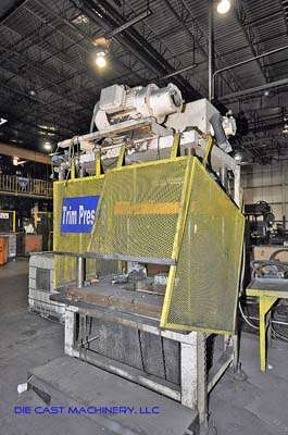 50 Ton Vertical Trim Press
