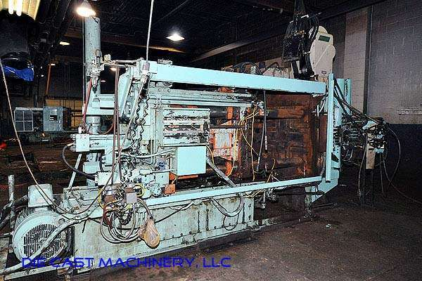 Picture of HPM II-400-A Horizontal Cold Chamber Aluminum High Pressure Die Casting Machine For Sale DCMP-2452