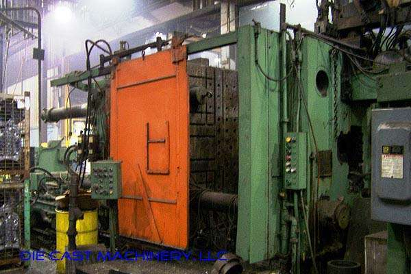Picture of HPM II-1600-A Horizontal Cold Chamber Aluminum High Pressure Die Casting Machine For Sale DCMP-2479